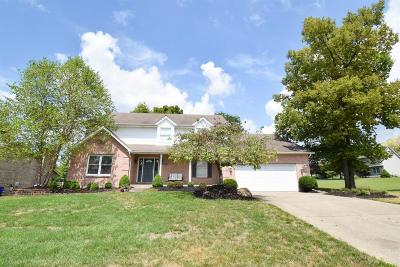 Hamilton Single Family Home For Sale: 1674 Thall Drive