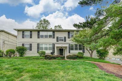 Cincinnati Condo/Townhouse For Sale: 3698 Ashworth Drive #D
