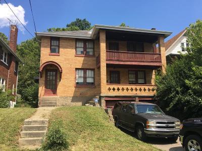 Cincinnati Multi Family Home For Sale: 984 Cleveland Avenue
