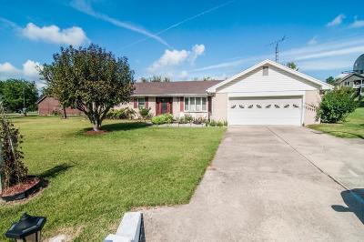 Preble County Single Family Home For Sale: 601 Lolland Drive