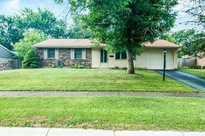 Montgomery County Single Family Home For Sale: 4900 Seville Drive