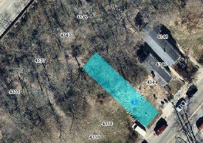 Cincinnati Residential Lots & Land For Sale: 4342 Eastern Avenue