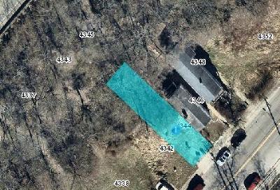 Cincinnati Residential Lots & Land For Sale: 4344 Eastern Avenue