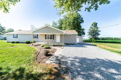 Adams County, Brown County, Clinton County, Highland County Single Family Home For Sale: 4686 St Rt 131