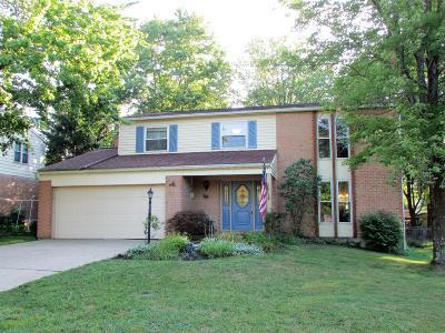 Hamilton County Single Family Home For Sale: 148 Brushwood Drive