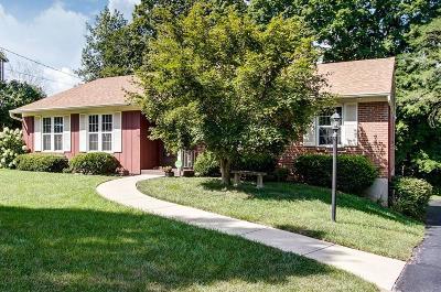 Cincinnati Single Family Home For Sale: 5473 Wasigo Drive