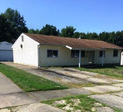 Hamilton Single Family Home For Sale: 1437 Wichita Drive