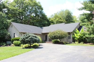 Warren County Single Family Home For Sale: 555 Waynesville Road S