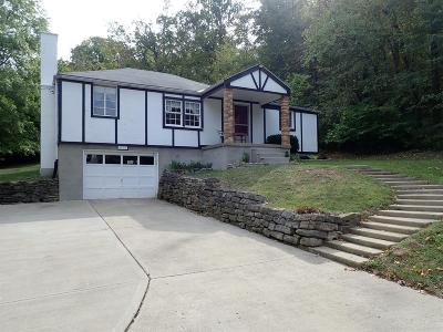 Colerain Twp Single Family Home For Sale: 6402 Stone Mill Road