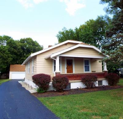 Fairfield Single Family Home For Sale: 4624 River Road