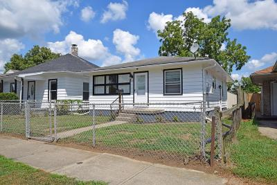 Middletown Single Family Home For Sale: 1505 Taylor Avenue