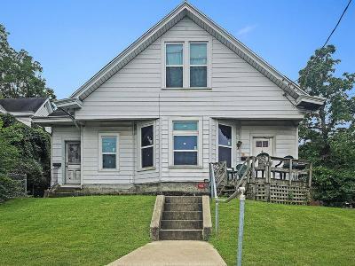 Cincinnati Multi Family Home For Sale: 1411 W North Bend Road