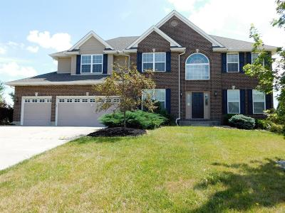 Liberty Twp Single Family Home For Sale: 5864 Dantawood Lane