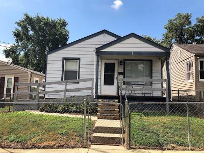 Hamilton Single Family Home For Sale: 1111 Hunt Avenue