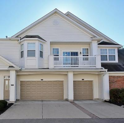 Deerfield Twp. Condo/Townhouse For Sale: 7609 Mansion Circle #F