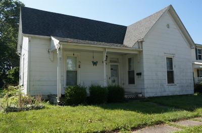 Clinton County Single Family Home For Sale: 119 W Fancy Street