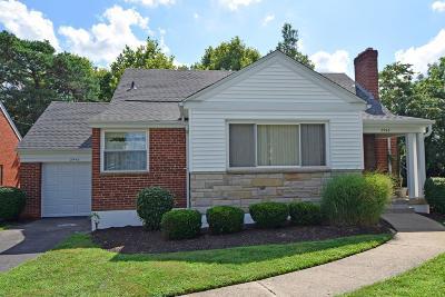 Cincinnati Single Family Home For Sale: 2943 Lawndale Avenue
