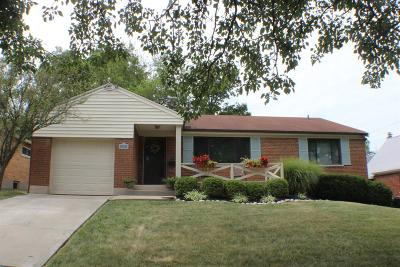 Green Twp Single Family Home For Sale: 5577 Sunnywoods Lane