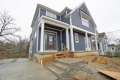 Cincinnati Single Family Home For Sale: 1226 Grace Avenue