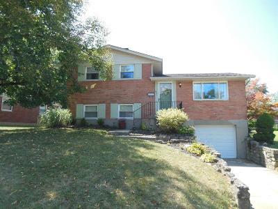 Hamilton Single Family Home For Sale: 621 Carlisle Avenue