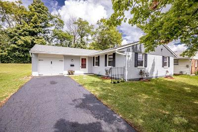 Colerain Twp Single Family Home For Sale: 10221 Pottinger Road