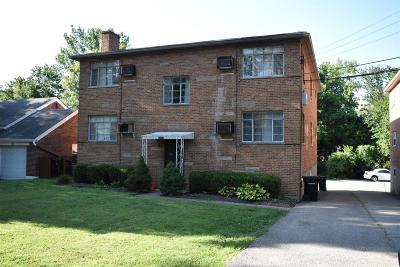 Cincinnati Multi Family Home For Sale: 6524 Glade Avenue