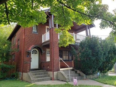 Cincinnati Multi Family Home For Sale: 135 W Seymour
