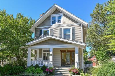 Cincinnati Single Family Home For Sale: 3531 Monteith Avenue