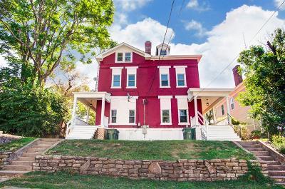 Cincinnati Multi Family Home For Sale: 816 Summit Avenue