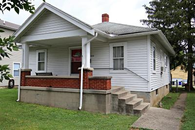 Hamilton Single Family Home For Auction: 606 Ross Avenue
