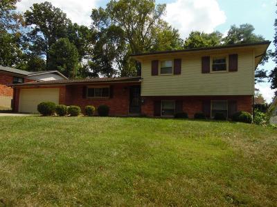 Green Twp Single Family Home For Sale: 3223 Balsamridge Drive