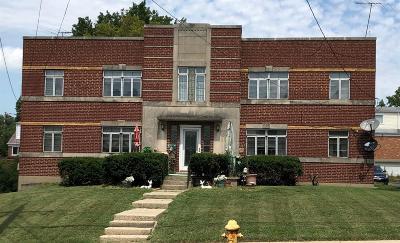 Cincinnati Multi Family Home For Sale: 3204 Werk