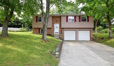 Fairfield Single Family Home For Sale: 2819 Jupiter Drive