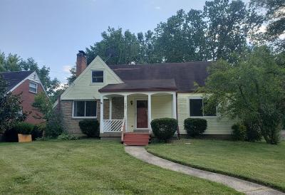 Cincinnati Single Family Home For Sale: 1347 Teakwood Avenue