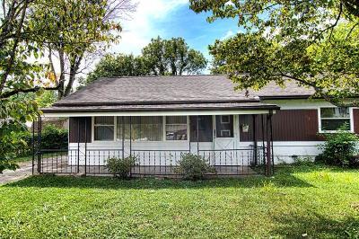 Cincinnati Single Family Home For Sale: 6917 Sayler Avenue
