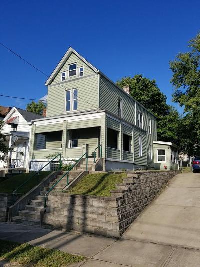Cincinnati Single Family Home For Sale: 3502 Idlewild Avenue