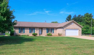 Adams County, Brown County, Clinton County, Highland County Single Family Home For Sale: 104 S Fork Drive