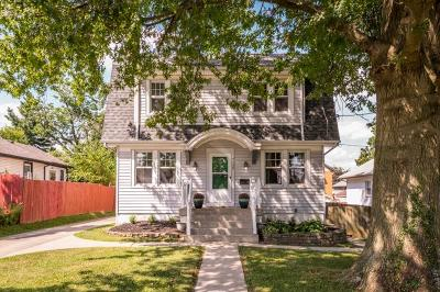 Cheviot Single Family Home For Sale: 4128 St Martins Place