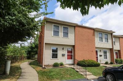 Middletown Condo/Townhouse For Sale: 4525 Bonita Drive #18