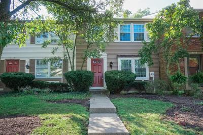 West Chester Condo/Townhouse For Sale: 8152 Mill Creek Circle