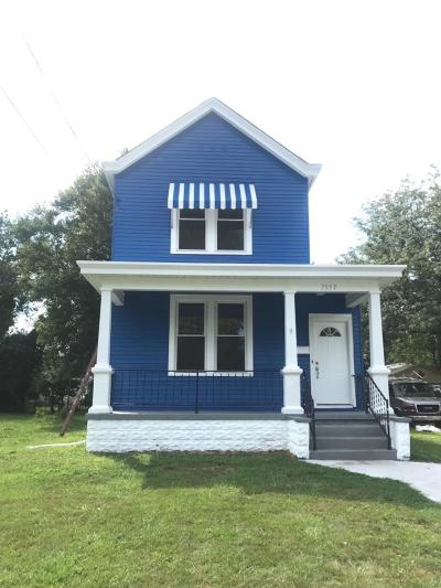 Cincinnati Single Family Home For Sale: 7557 Edgemont Road