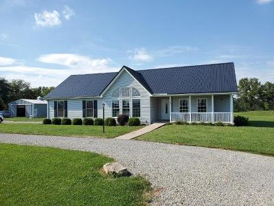 Highland County Single Family Home For Sale: 1145 Leonard Road