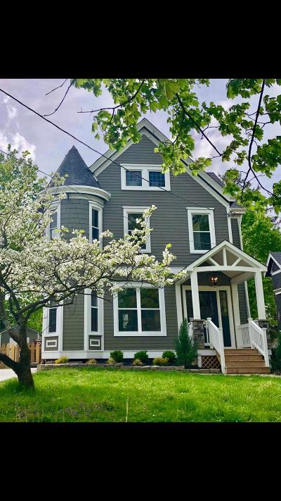 Cincinnati Single Family Home For Sale: 1335 Paxton Avenue