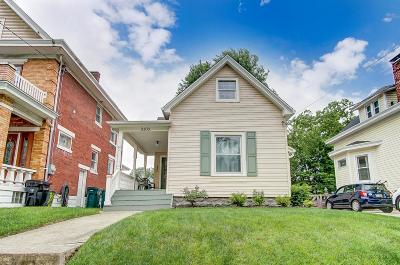 Cincinnati Single Family Home For Sale: 3103 Markbreit Avenue