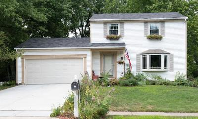 Oxford Single Family Home For Sale: 712 David Drive