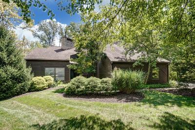 Montgomery Single Family Home For Sale: 10774 Moss Hill Lane