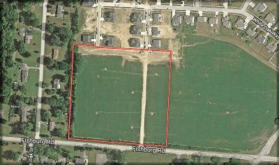 Montgomery County Residential Lots & Land For Sale: Fishburg Road