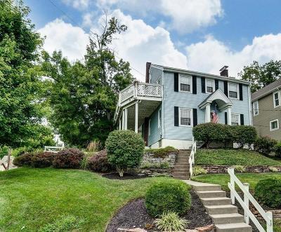 Cincinnati Single Family Home For Sale: 1007 Kinmont Street