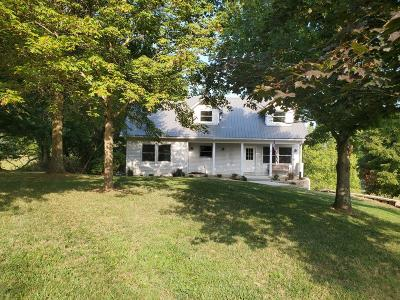 Adams County, Brown County, Clinton County, Highland County Single Family Home For Sale: 13015 Lake Grant Road