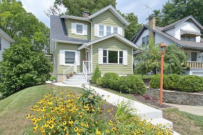 Cincinnati Single Family Home For Sale: 3412 N Club Crest Avenue
